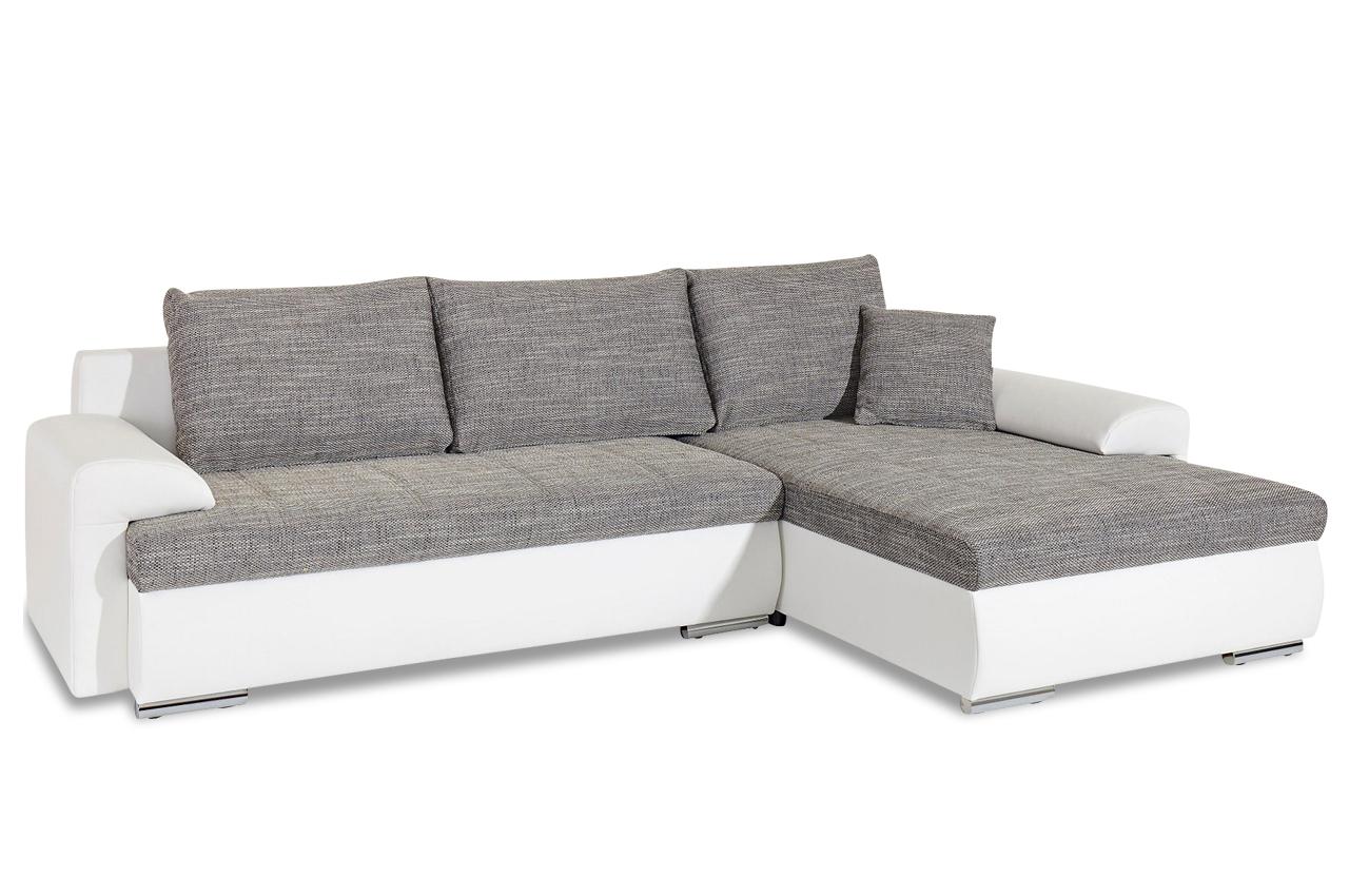 ecksofa weiss sofas zum halben preis. Black Bedroom Furniture Sets. Home Design Ideas