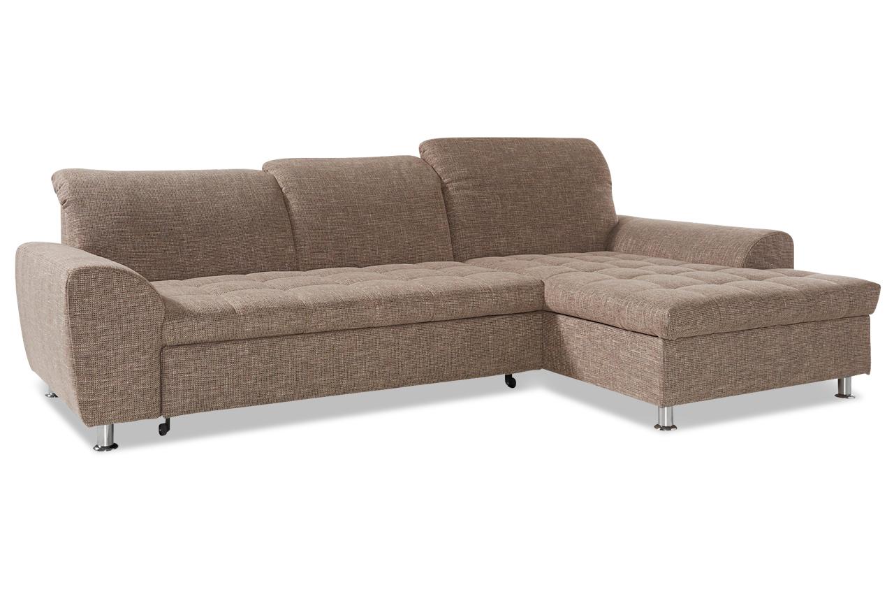 Ecksofa meridian braun sofas zum halben preis for Ecksofa 2 00