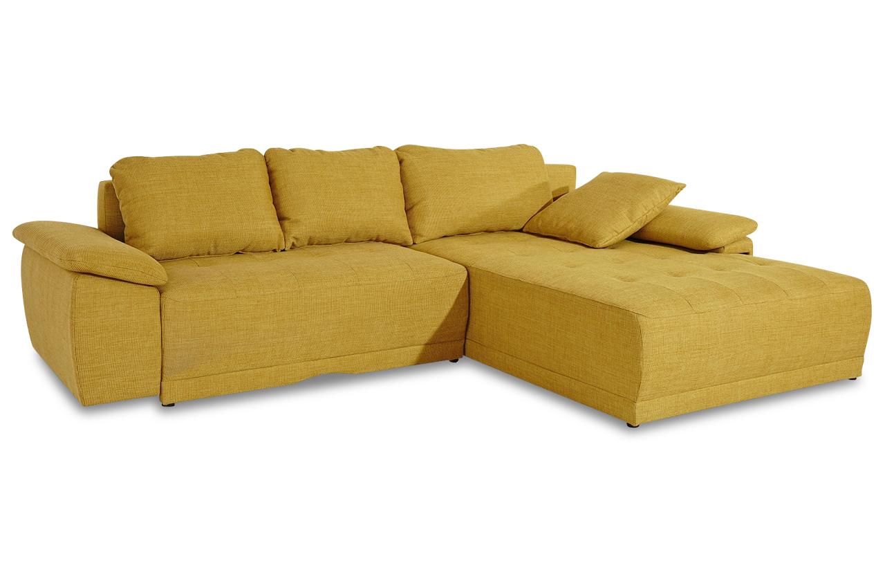 Sit more polsterecke cassini sofas zum halben preis for Ecksofa gelb