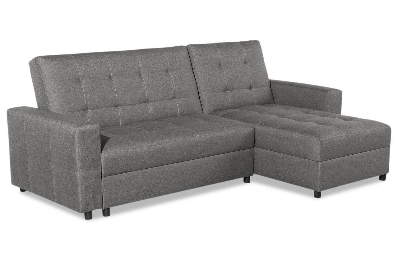 max winzer ecksofa miko grau sofas zum halben preis. Black Bedroom Furniture Sets. Home Design Ideas