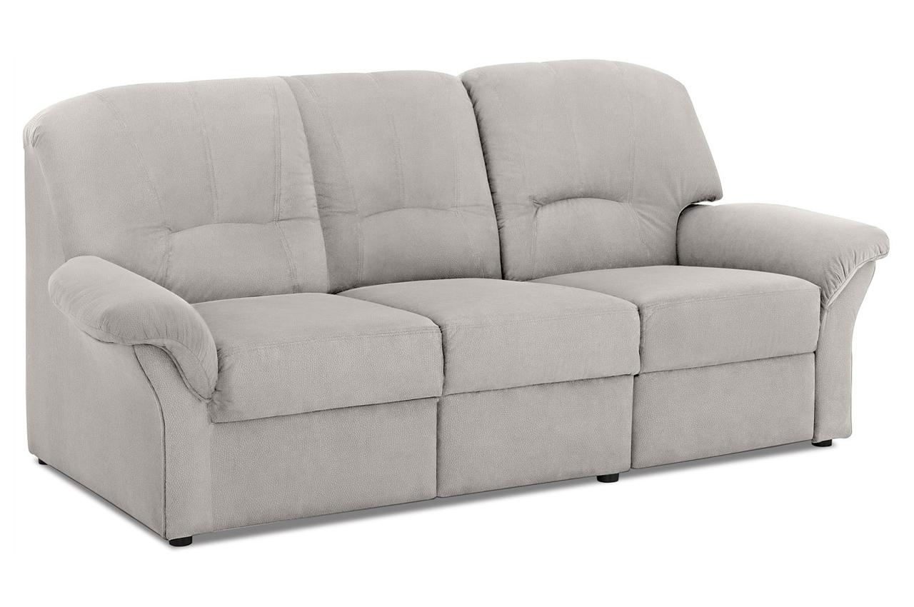 3er sofa wesley mit relax creme sofas zum halben preis. Black Bedroom Furniture Sets. Home Design Ideas
