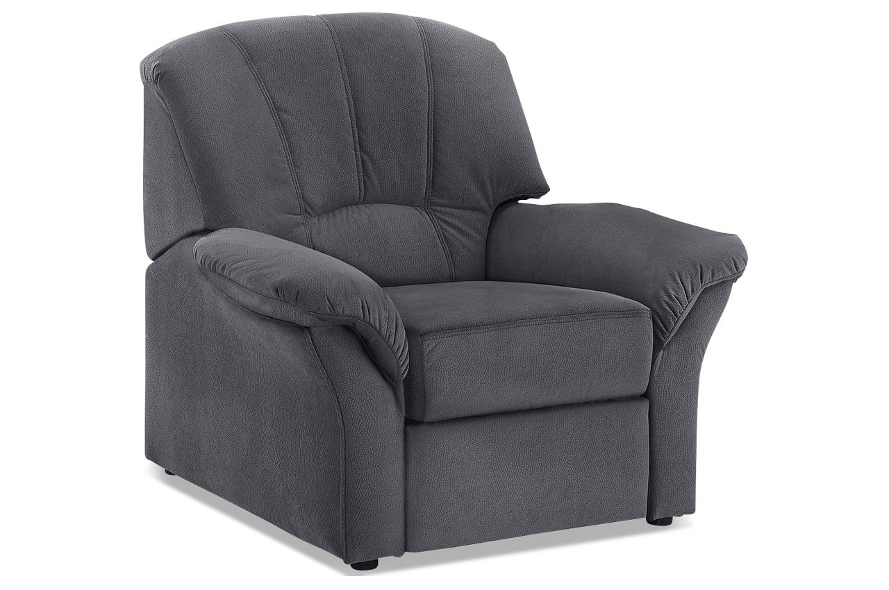 hocker wesley mit relax grau sofas zum halben preis. Black Bedroom Furniture Sets. Home Design Ideas