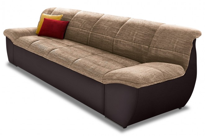 3er-Sofa Splash - Beige