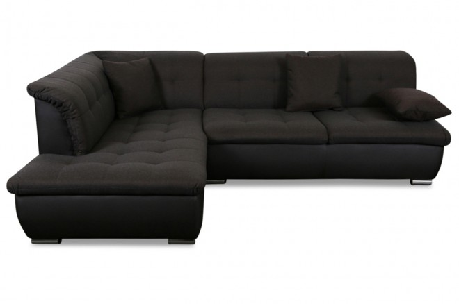 Wozniak Ecksofa XL Farinelli - Braun
