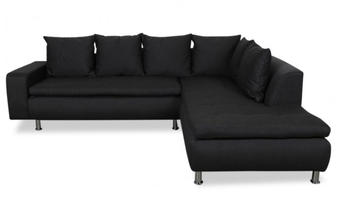 Wozniak Ecksofa XL Morgan 2L - Grau