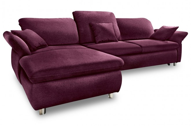 Ecksofa Smoothie Kiss links - Violette