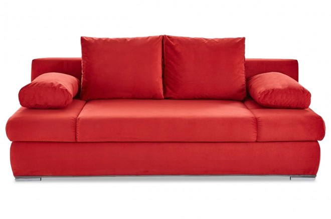 Collection Ab Schlafsofa Chiara New Rot Mit Federkern