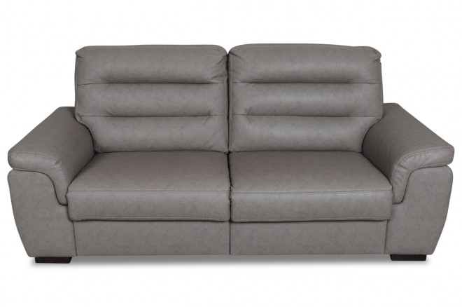 3er-Sofa Forest - Taupe