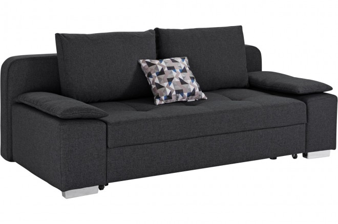 collection ab 3er sofa paula mit schlaffunktion. Black Bedroom Furniture Sets. Home Design Ideas