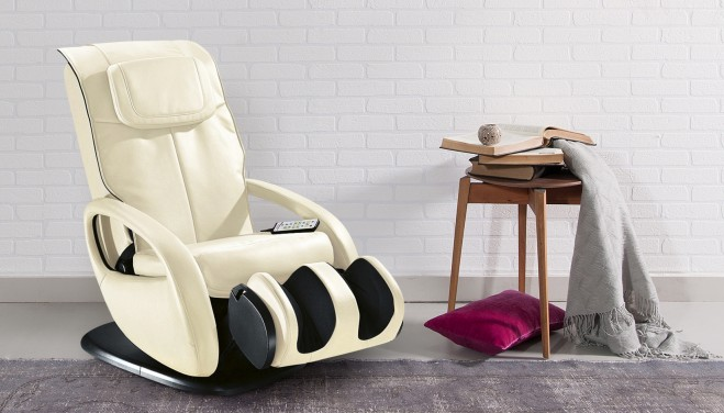 Fernsehsessel Relax Chill - mit Relax - Creme