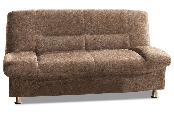 2er-Sofa Mirage - Braun