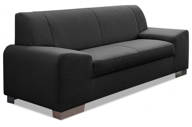 2er-Sofa Alisson - Anthrazit