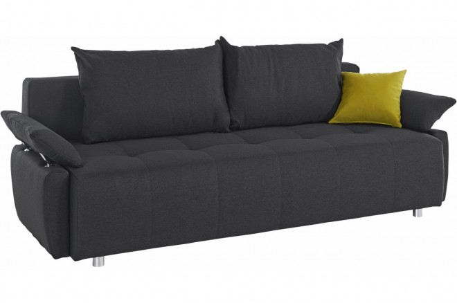 Collection Ab Schlafsofa Funtastic Anthrazit Mit Federkern