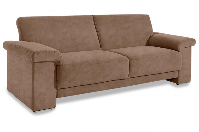 3er-Sofa Arizona - Braun