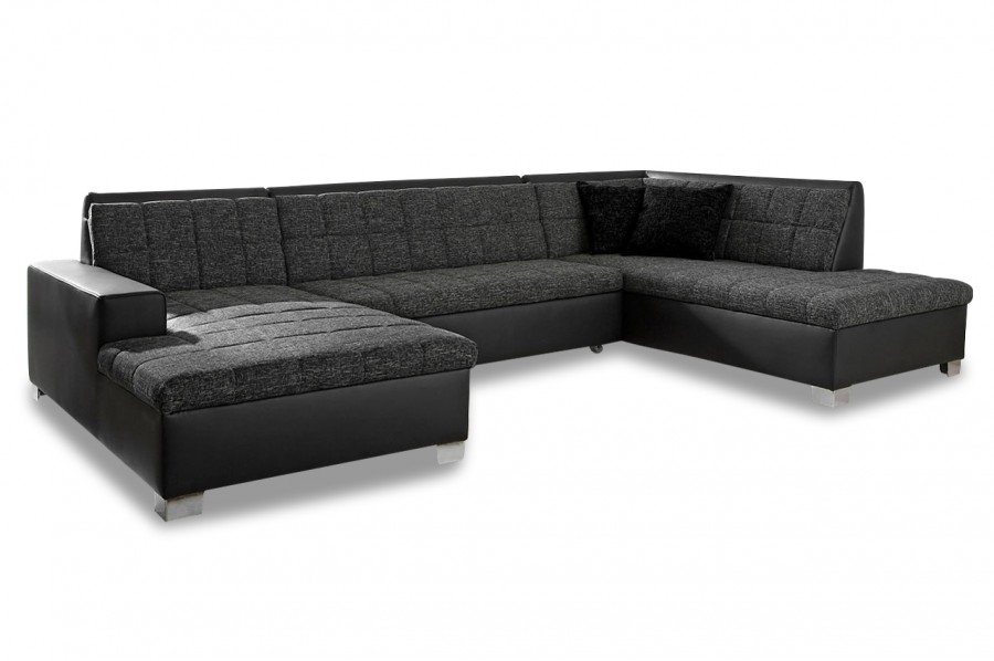 wohnlandschaft quadro sofas zum halben preis. Black Bedroom Furniture Sets. Home Design Ideas