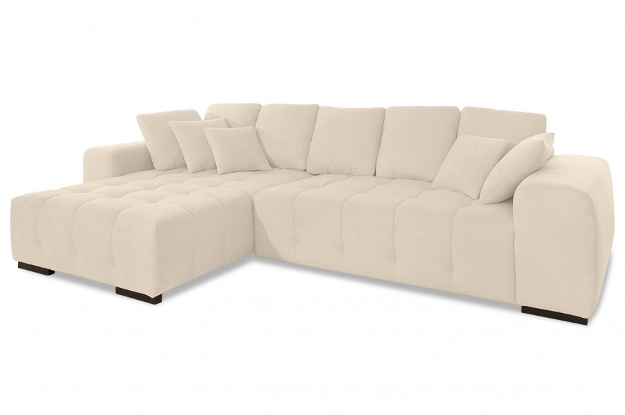 ecksofa atlantic creme sofas zum halben preis. Black Bedroom Furniture Sets. Home Design Ideas