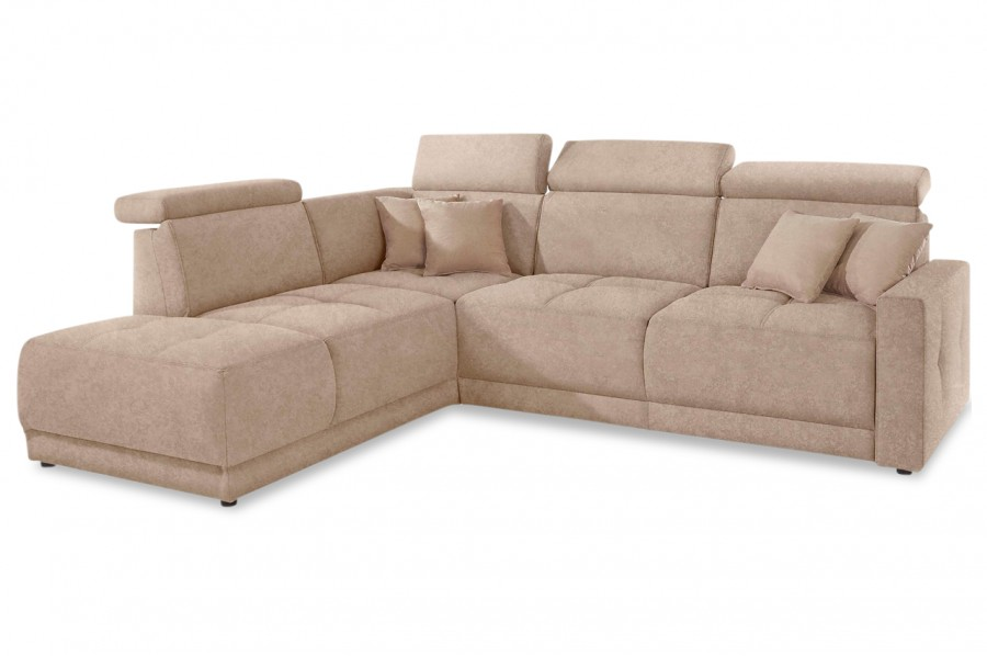 ecksofa xl ava creme sofas zum halben preis. Black Bedroom Furniture Sets. Home Design Ideas