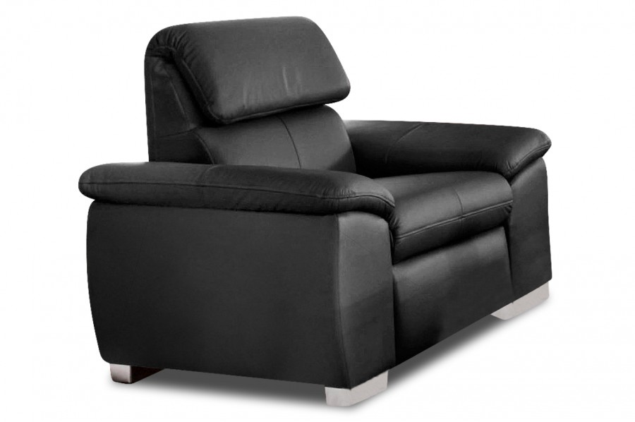 leder sessel schwarz sofas zum halben preis. Black Bedroom Furniture Sets. Home Design Ideas