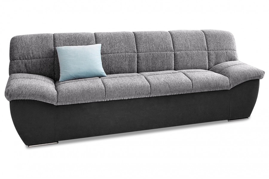 2er sofa square schwarz sofas zum halben preis. Black Bedroom Furniture Sets. Home Design Ideas
