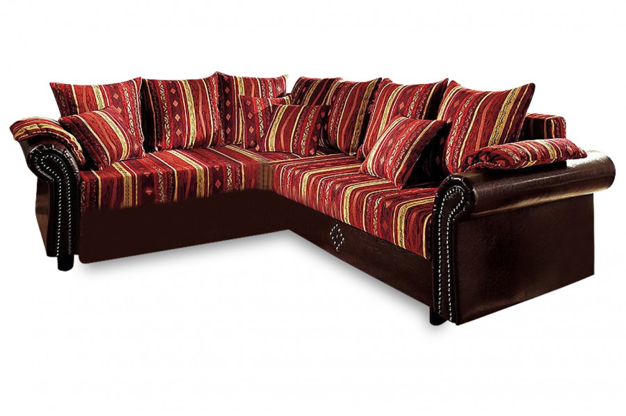 Beautiful Ecksofa Xl Mit Rot With Polsterecke Landhaus