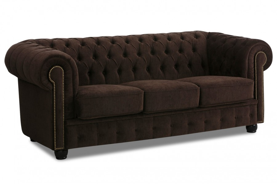 chesterfieldsofa 3er sofa rover sofas zum halben preis. Black Bedroom Furniture Sets. Home Design Ideas