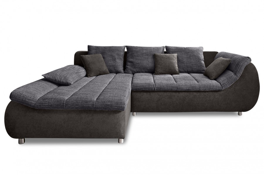 ecksofa imola anthrazit sofas zum halben preis. Black Bedroom Furniture Sets. Home Design Ideas