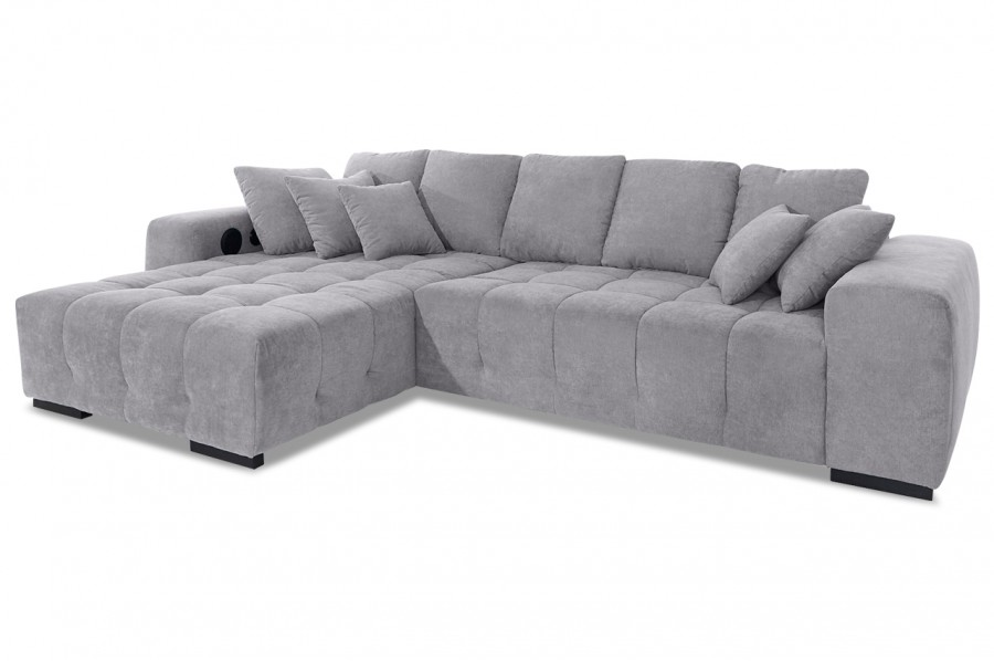 sofaecke grau top sitzer sofa cooper grau with sofaecke grau good sofa leidas in braun grau. Black Bedroom Furniture Sets. Home Design Ideas
