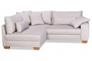 Castello Ecksofa XL Helena links - Creme