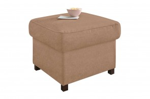Hocker  - Beige