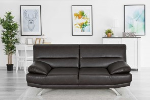 Matex 2er-Sofa Bruno - Braun