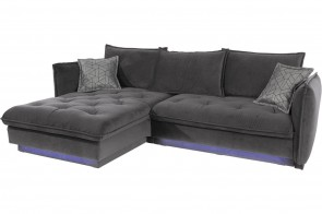 Castello Ecksofa Palladio links - Grau
