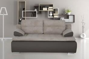 2er-Sofa Soho - mit Schlaffunktion - Natur