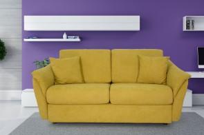 2er-Sofa - Gelb