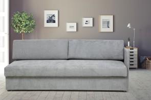 Tom Tailor 3er-Sofa Nordic - Grau