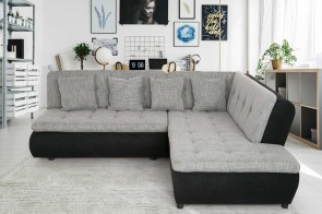 Sofa L-Form Pool - P - Grau