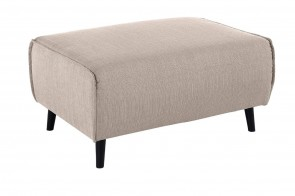 Hocker Amora - Beige