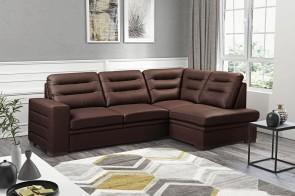Sofa L-Form Caro-P rechts - mit Schlaffunktion