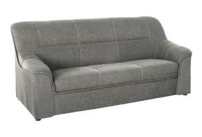 3er-Sofa Caleu - Grau
