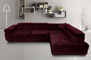 Furniture4you  Ecksofa Amaro-P - mit Schlaffunktion - Nein
