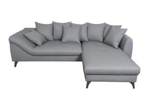 Sofa L-Form Jamajka-P rechts - Grau