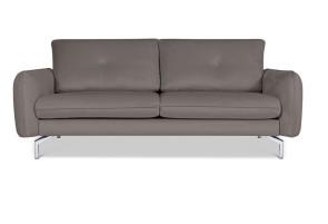 3er-Sofa Richmond - Grau