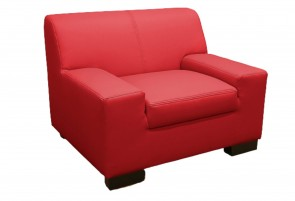 Sessel Norma - Rot
