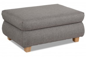 Hocker Nika - Grau