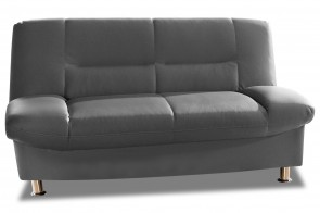 2er-Sofa Mirage - Grau