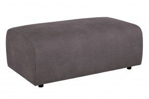 Hocker Glamour - Grau