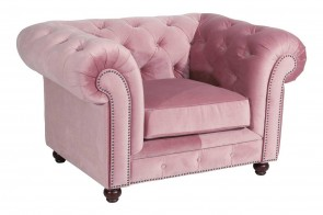 Max Winzer Sessel Old England - Pink