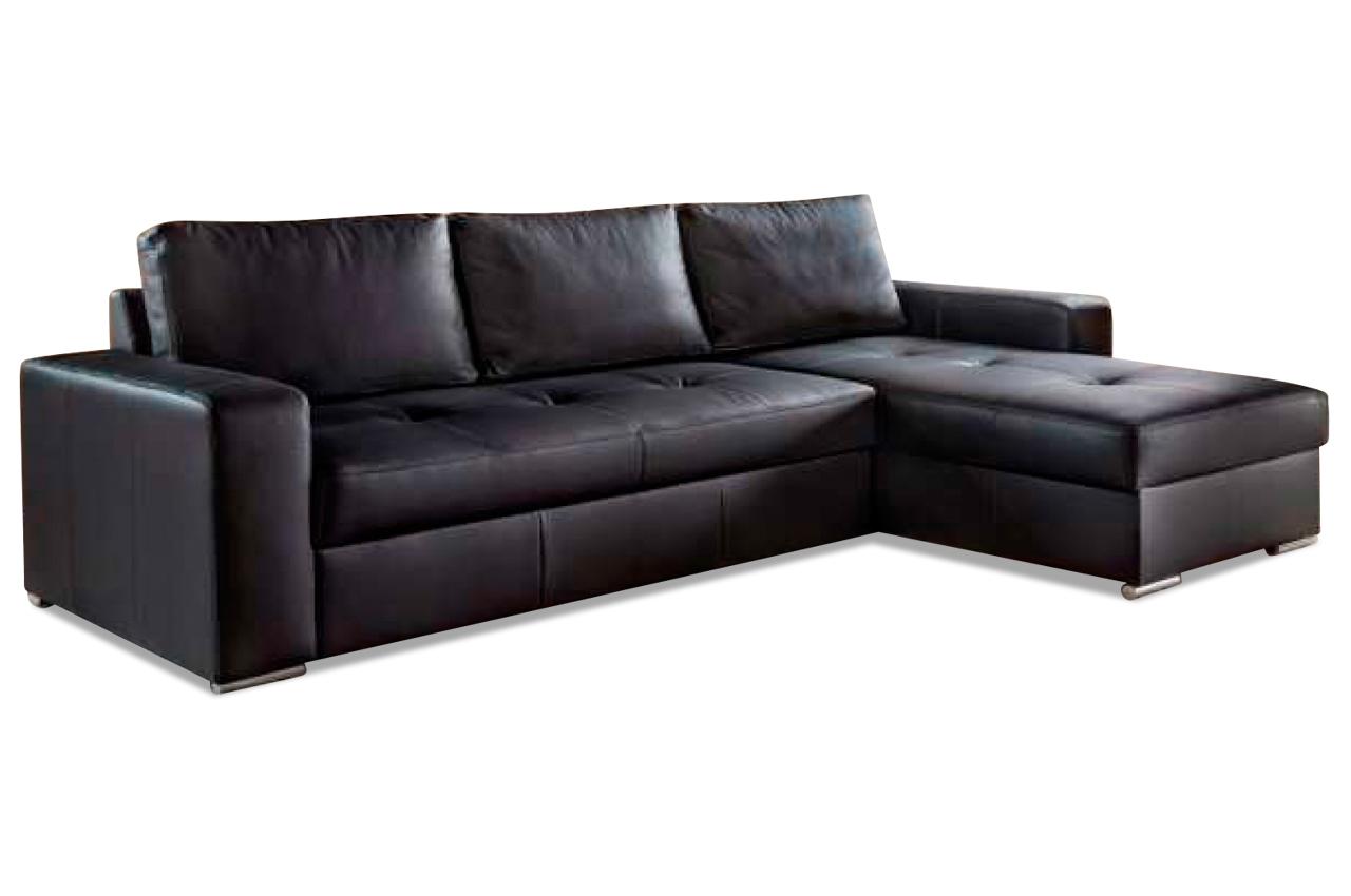 Leder Ecksofa Florentina  Anthrazit  Sofa Couch Eckso -> Ecksofa Leder Anthrazit