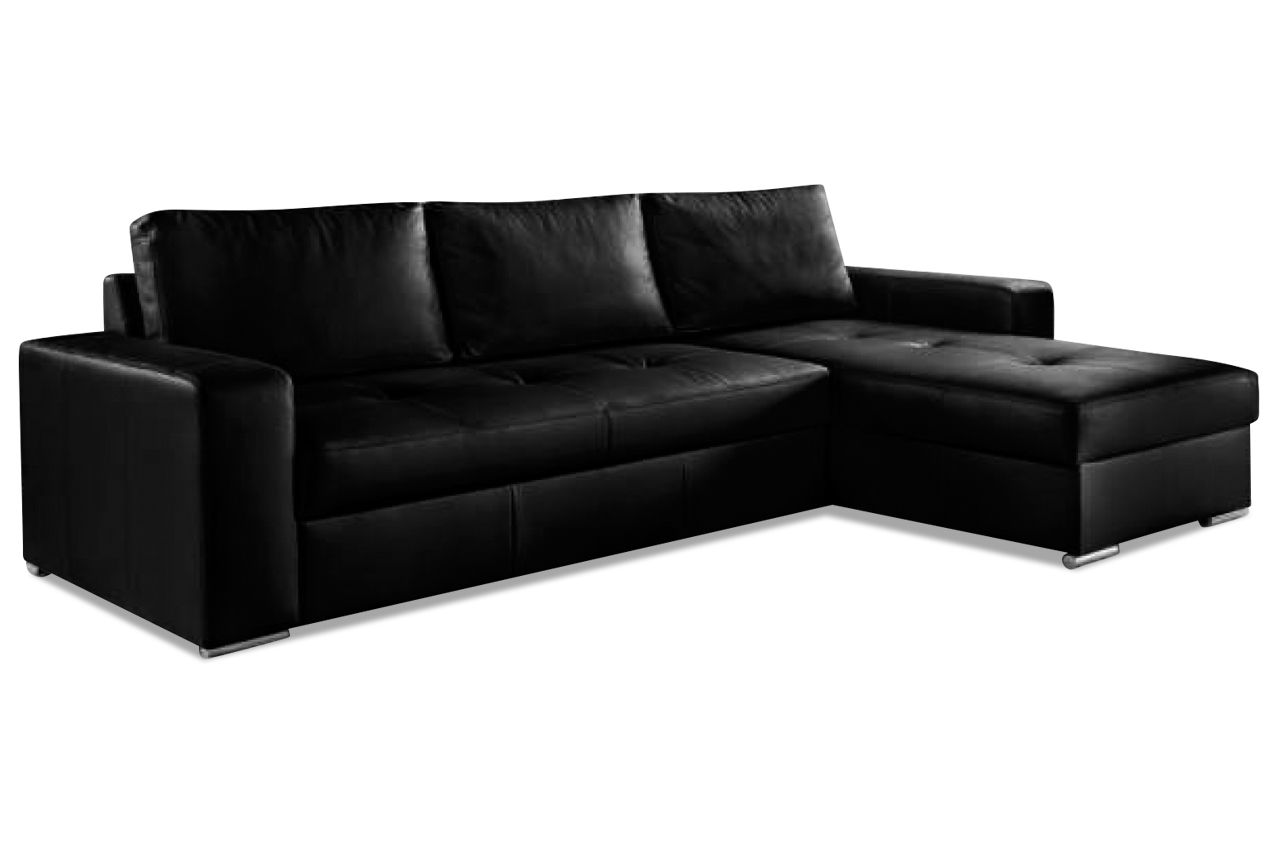 aek leder ecksofa florentina mit schlaffunktion. Black Bedroom Furniture Sets. Home Design Ideas
