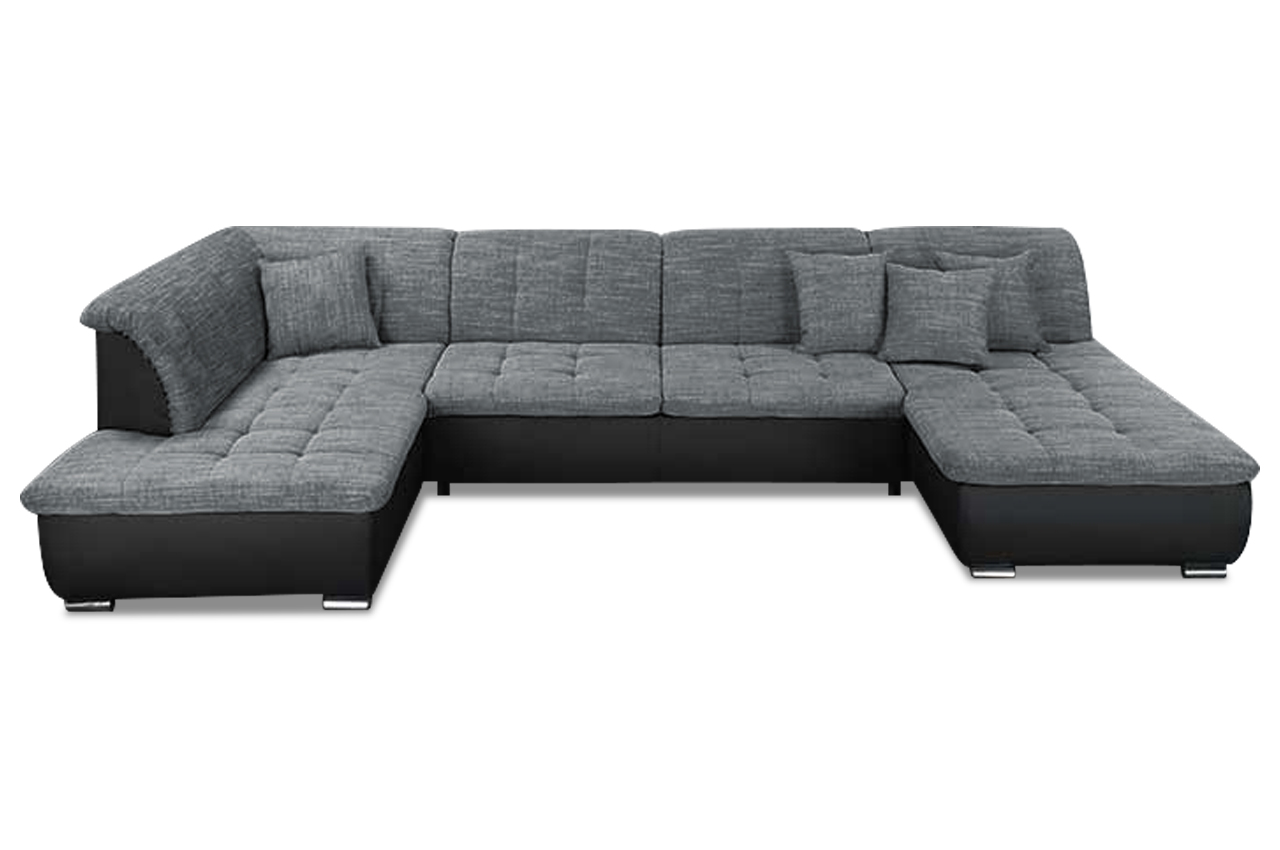 furntrade wohnlandschaft faro anthrazit sofas zum. Black Bedroom Furniture Sets. Home Design Ideas