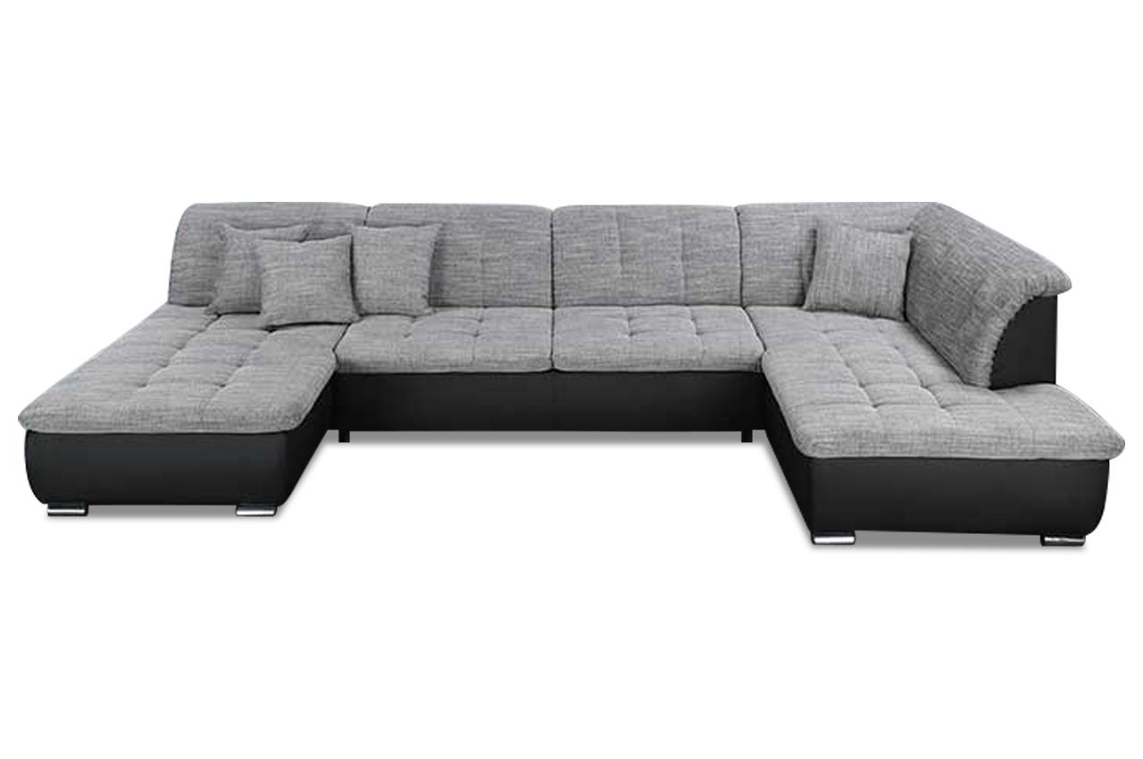 furntrade wohnlandschaft faro anthrazit sofas zum halben preis. Black Bedroom Furniture Sets. Home Design Ideas